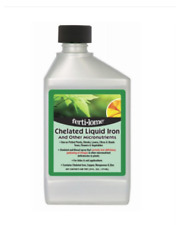 Chelated Liquid Iron and Other Micro For Nutrients Corrects Yellowing 16-32oz