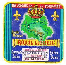 FROMAGE CAMEMBERT ROYAL LIGUEIL LES JOYAUX DE LA TOURAINE