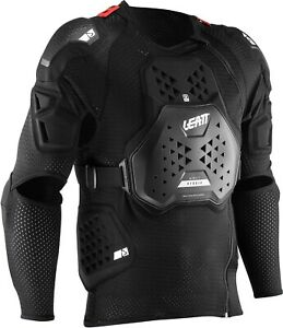 Leatt 3DF Airfit Hybrid Body Protector - Motocross Dirtbike Offroad ATV