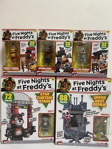 Five Nights at Freddy's McFarlane Set