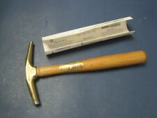 CS Osborne & Co Upholstery Hammer #33 NOS w Papers