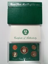 PS0594BMC US MINT PROOF 5 COIN SET 1994 BASE METAL CAMEO FRESH OGP FREE SHIPPING