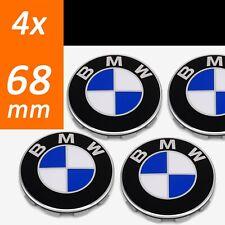 4x68MM REPLACEMENT BMW WHEEL CENTER CAPS HUBCAPS EMBLEMS E39 E46 E60 E61 E63 E64