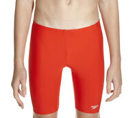 SPEEDO BOYS JAMMERS.STAR KICK RED SWIMMERS/SWIMMING SHORTS SWIM TRUNKS 7W 02B842