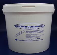 8,5 kg HANDREINIGUNGSMITTEL HOLZMEHL SEIFE HAND CLEANER HANDWASCHPASTE MEHLSEIFE