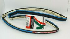One (1) Vittoria Corsa CX III Tubular Tire, Blue/Black, 700x23c, Brand New*