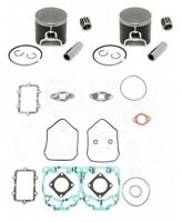 2003 Ski-Doo MXZX MXZ X 800 Rev SPI Pistons Bearings Gaskets Top End Rebuild Kit
