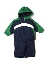 Baby Boy Osh Kosh Winter Coat Snow Pants Set Size 12 Months