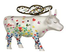 Cow Parade Medium Resin Wings Of Love Figurine 47773 Cowparade UK Collectable