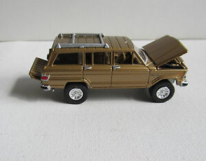JOHNNY LIGHTNING 1983 JEEP WAGONEER LOOSE TAILGATE OPENS * NEW *
