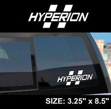 "Borderlands 2 / Pre-Sequel ""Hyperion"" Gun Manufacturer Sticker Decal"