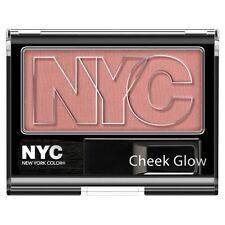 NYC Cheek Glow Powder Blush - West Side Wine