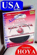 Genuine OEM Hoya 58mm UV (0) Super Slim Multi-Coated Lens Protector Filter Japan