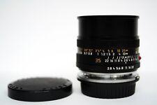 LEICA ELMARIT-R 1:2.8/35mm 11251 dernier lot V3 R8 R9 M240 M10 SL A7 EOS NIKON