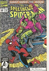 °THE SPECTACULAR SPIDER-MAN #200 BEST OF ENEMIES° USA Marvel 1993 English