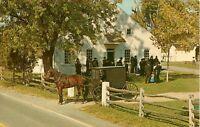 Postcard Mennonite Meeting House Heart Of Dutchland
