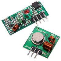 433mhz RF Transmitter and Receiver Modules Pair Wireless for Arduino