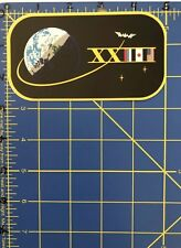 International Space Station ISS Expedition 23 Patch Logo Sticker NASA USA Russia