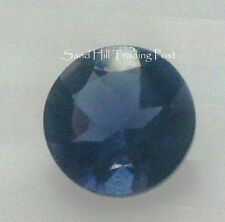 Natural 6mm Loose Round Cut .66ct Iolite AAA Quality