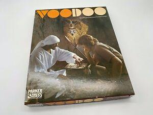 Voodoo - Ein magisches Kräftemessen mit klaren Fronten - Parker Brettspiel 1977