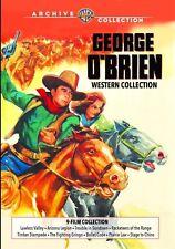 George O'Brien 9-film Oeste Colección (3 DISCOS) DVD (1938-1940)