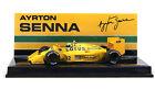 Minichamps Lotus Honda 99T 1987 - Ayrton Senna 1/43 Scale