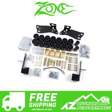 "Zone Offroad 3"" Body Lift Kit 99-00 Chevy GMC Silverado Sierra 1500 C9355"