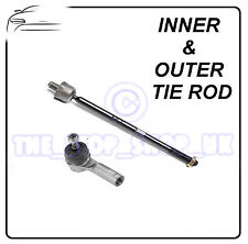 Audi Q7 VW Touareg RIGHT Inner & Outer Tie Rod End Steering Track Rod