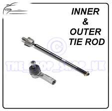 Audi Q7 VW Touareg LEFT Inner & Outer Tie Rod End Steering Track Rod