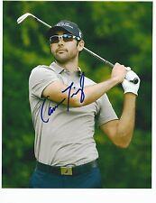 Cameron Tringale Signed Autographed 8x10 photo Pga