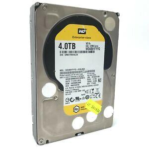 """Western Digital WD Enterprise-class 4TB WD4001FYYG 3.5"""" SAS Hard Drive"""