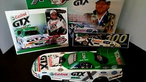 JOHN FORCE ACTION 1/16 CASTROL GTX SIGNED BY JOHN  B FEDERRLY A COIL LE 1/ 4132