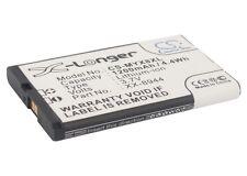3.7V battery for Sagem MYX-8, MYX8 Li-ion NEW