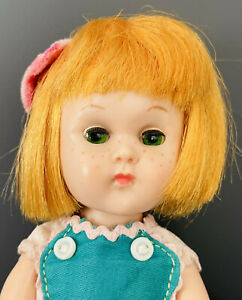 VINTAGE VOGUE GINNY 1960 WEE IMP DOLL & OUTFIT!