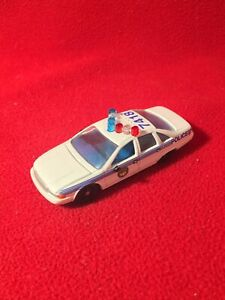 Racing Champions 1992 Chevrolet Caprice Police Car FAST & FURIOUS S7 1:64 Scale