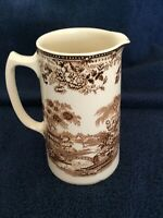 Tonquin Brown Pircher by Royal Staffordshire 20 OZ