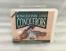 TENNIS SHOES ADVENTURE SERIES / KINGDOMS & CONQUERORS / NOVEL ON CD / UNABRIDGED