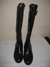 Damen Stiefel schwarz Größe 5 1/2 (38,5) Absatz 4 cm sehr gut erhalten von Gabor