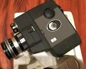 Vintage Yashica 8 UP 8mm Movie Camera