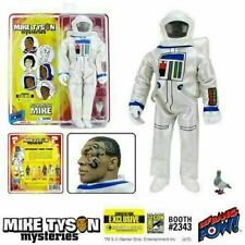 Mike Tyson Mysteries Mike Tyson Astronaut 8-Inch Action Figure with Pigeon - Con