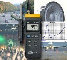 SONOMETRE SOUNDLEVEL METER SOUND LEVEL FONOMETRO VRMS AC OUTPUT SIGNAL SP3