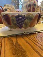 Celebrating Home Sonoma Villa Serving Bowls