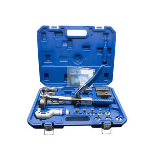 Tube Expander Hydraulic Copper Pipe Expanding Flaring Tool Kit 5mm-22mm
