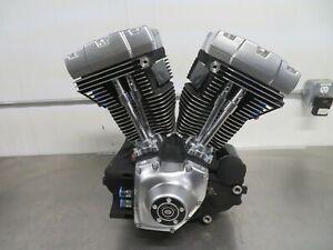 EB739 2010 HARLEY DAVIDSON SOFTAIL FAT BOY MOTOR ENGINE ASSEMBLY 17622 MILES