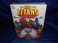 New Teen Titans Omnibus (2012) Vol 2 Marv Wolfman George Perez Still Sealed NM