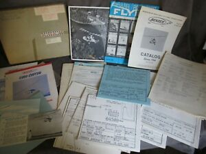 1966 Benson Aircraft GYRO-COPTER & GYRO-GLIDER Manual & Plans ch1116