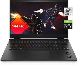 """OMEN by HP 17.3"""" FHD Laptop i7-11800H 16GB DDR4 512GB SSD GeForce RTX 3060"""