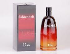 Christian Dior - Fahrenheit - 200ml EDT Eau de Toilette