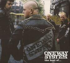 One Way System – The Best Of ... (CD) NEW/SEALED