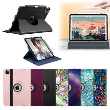 For iPad Pro 2rd Generation 11 2020 / 2018 Rotating Case Cover Auto Wake/Sleep